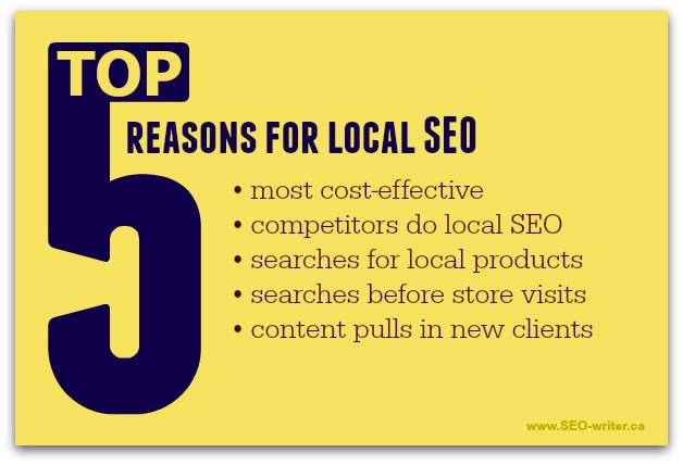 Why do local SEO