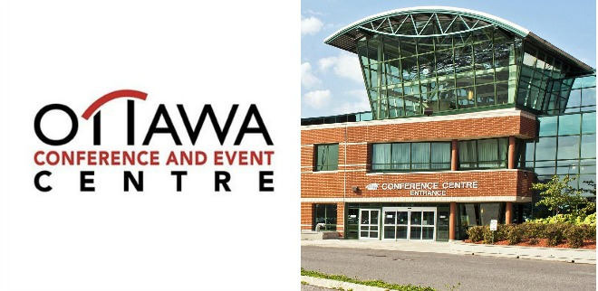 Logo of the Ottawa Conference and Event Centre