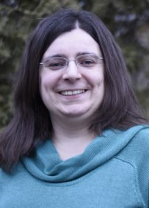 Author Cendrine Marrouat