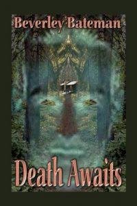 Death Awaits romantic suspense novel